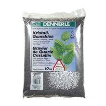 Dennerle Kristall-Quarz сланцево-серый 5 кг