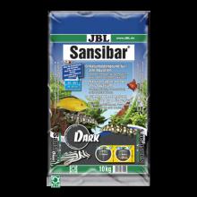 Аквариумный грунт JBL Sansibar Black 10 кг