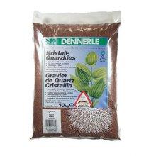 Dennerle Kristall-Quarz светло-коричневый 10 кг