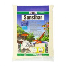 Аквариумный грунт JBL Sansibar White 5 кг