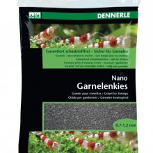 Dennerle Nano Garnelenkies Sulawesi black 2 кг