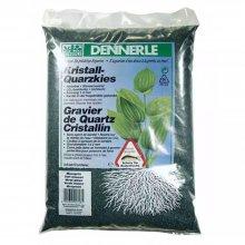 Dennerle Kristall-Quarz темно-зеленый 10 кг