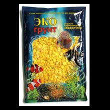 Грунт мраморная крошка желтая 1 кг