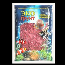 Грунт мраморная крошка красная 1 кг