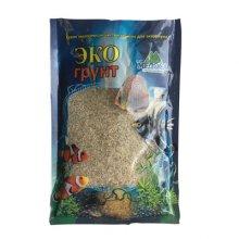 ЭКО грунт Медоса кварцевый Куба-1 1 кг